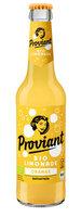 Proviant Orangenlimo