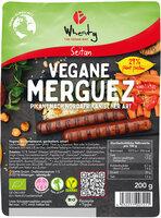 Wheaty Merguez Seitanwurst