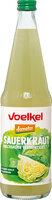 Sauerkrautsaft Voelkel 0,7l