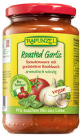 "Tomatensauce: ""Roasted Garlic"" 350g"