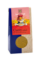 Curry, scharf 35g