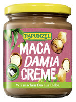 Macadamia-Nuss-Creme  250g
