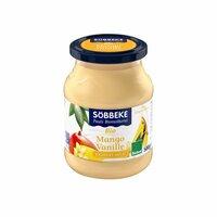 Joghurt: Mango-Vanille  500g