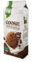 Cookies mit Zartbitterschokolade 175g