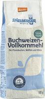 Buchweizen-Vollkornmehl