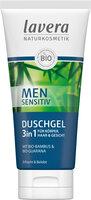 Men 3 in 1 Dusch Shampoo