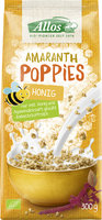 Amaranth Honigpoppies