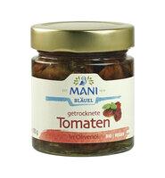 Getrocknete Tomaten in Olivenöl
