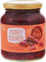 Kidney-Bohnen im Glas