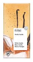 Weiße Schokolade Vanille