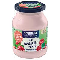 Sommerjoghurt Himbeere-Minze 3,8%