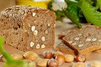 Nuss-Mandel-Brot 750g Steinofenb.