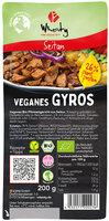 Wheaty Kebab Gyros