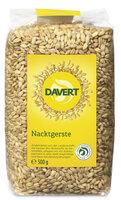 Nacktgerste Getreide