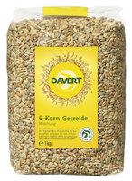 6 Korn Getreidemischung