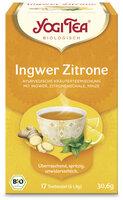 Yogi Tee Ingwer Zitrone 17TB