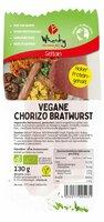 Wheaty Chorizo Bratwurst