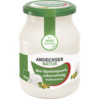 Speisequark im Glas 20% Andechser