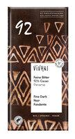 Feine Bitter mit 92% Cacao