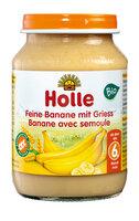 Babykost Feine Banane Grieß