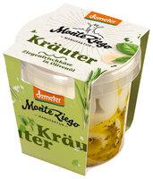 Ziegenfrischkäse m. Kräuter&Öl (KL)