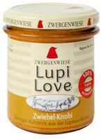 Lupi Love: Zwiebel-Knobi 165g - vegan