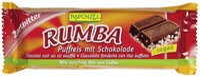 Rumba - Puffreis m. Zartbitterschokolade