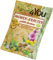 Bonbons: Ingwer-Kräuter 75g