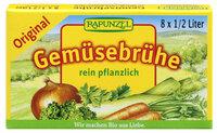 Gemüsebrühe - Würfel 84g