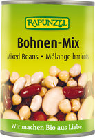 Bohnen-Mix in der Dose 400g