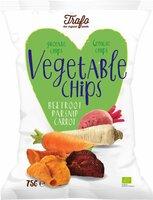 Gemüse-Chips 75g
