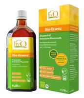 livQ Bio-Essenz - fermentiertes Naturkonzentrat, pur, intensiv