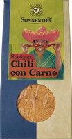 Rodriguez' Chili con Carne bio Packung
