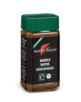 Mount Hagen Bio Fairtrade Instant Kaffee entkoffeiniert