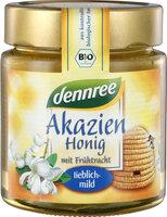 Akazienhonig, lieblich-mild im Glas, 500 g