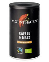 Bio Kaffee und Malz