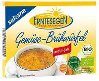 Gemüse-Brühwürfel -salzarm-