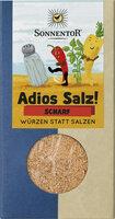 Adios Salz! Gemüsemischung scharf bio Packung