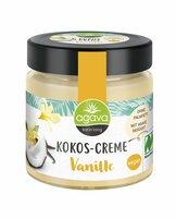 Kokos-Creme, Vanille