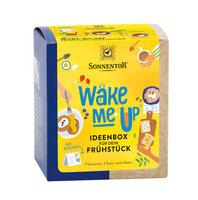 Wake me up! Ideenbox für dein Frühstück bio Packung
