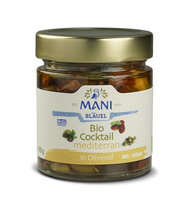 MANI Bio Cocktail mediterran in Olivenöl