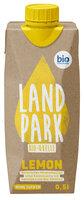 Landpark Bio-Quelle Lemon 0,5 l TetraPak