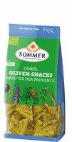 Dinkel Oliven-Snacks Kräuter der Provence