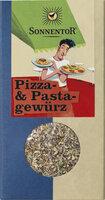 Pizza- und Pastagewürz bio Packung
