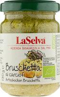 Artischocken Bruschetta - Zubereitung aus Artischocken