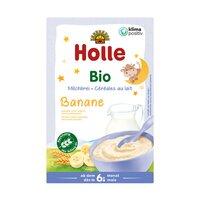 Bio Bananen-Milchbrei Guten Abend