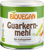 Guarkernmehl, BIO