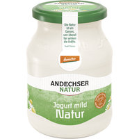 Demeter-Jog. mild Natur 3,8% 500g AND