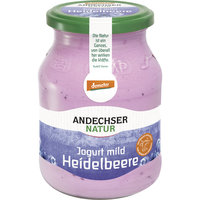 Jog. Heidelbeeren 3,8% 500g AND