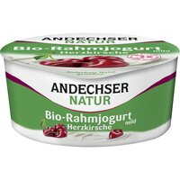 Rahmjog. Kirsch 150g AND